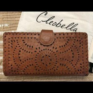 """EUC Cleobella """"Mexicana"""" wallet"""